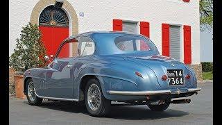 #FERRARI 166 S COUPÉ 1948#CONCEPT CAR