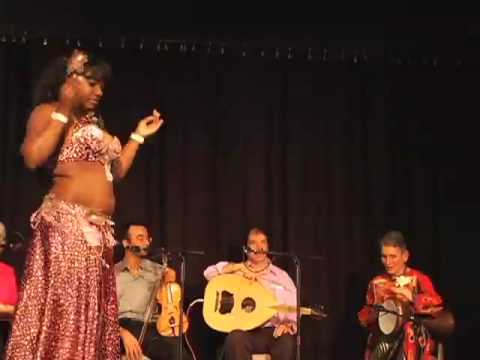 Belly dance by Ahava (part 2)