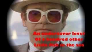 Watch Elton John Slow Down Georgie Shes Poison video