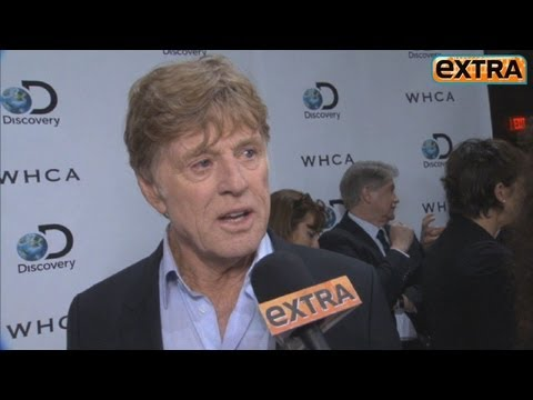 Robert Redford on the Boston Bombings