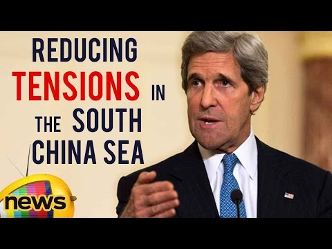 Secretary Kerry on Reducing Tensions in the South China Sea   Chinese Foreign Minister Wang Yi