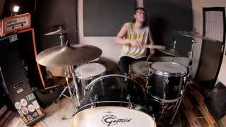 Paramore - Compilation Drum Cover by Sebastian Bajura