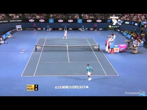 2010 Australian Open Final Highlights: Federer vs. Murray HD