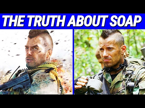 THE TRUTH ABOUT JOHN SOAP MACTAVISH | Chaos