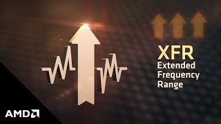 AMD SenseMI Technology – Extended Frequency Range (XFR)