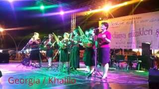 Turkey Fethiye World Music Festival clip