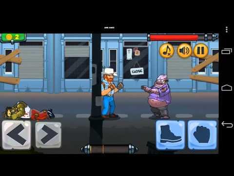Chuck Norris vs Zombies