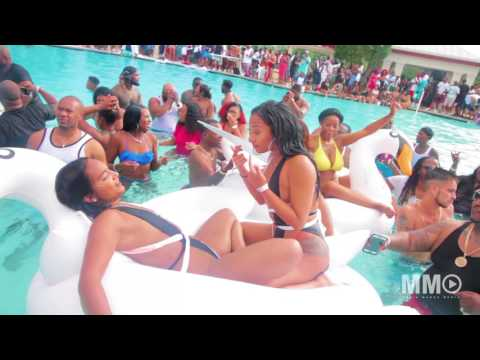 Rick Ross 2nd Annual  Pool Party