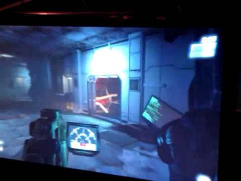 Aliens: Colonial Marines - Multiplayer Gameplay [Off-screen] Spy Cam