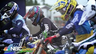 Pro Motocross Round No. 6 Southwick | EXTENDED HIGHLIGHTS | 6/29/19 | Motorsports on NBC