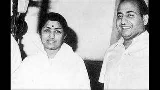 ASHAON KE SAWAN MEIN Mohammad Rafi & Lata Mangeshkar