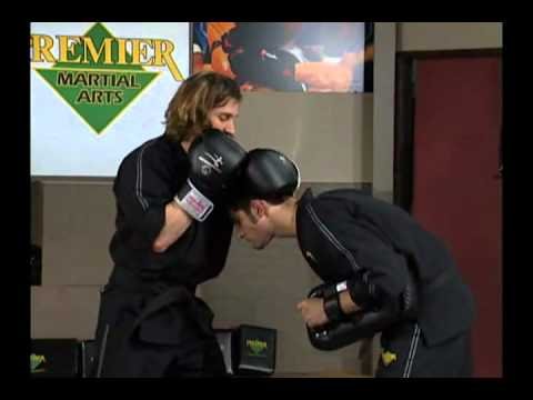 Kickboxing | Advance | Upper Cut And Elbow Combinations And Scoop And Punch Image 1