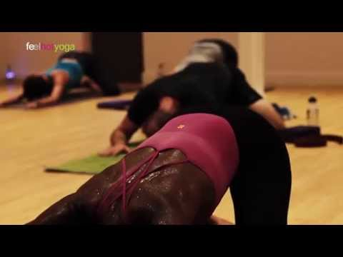 Ever wondered what hot yoga is like, take a look at our movie clip come and give it a try. www.feelhotyoga.co.uk.