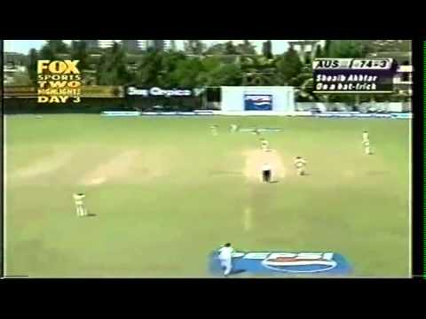 Best Over In Test Cricket History By Shoaib Akhter video