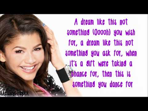 Something To Dance For - Zendaya - Lyrics *FULL SONG* Music Videos
