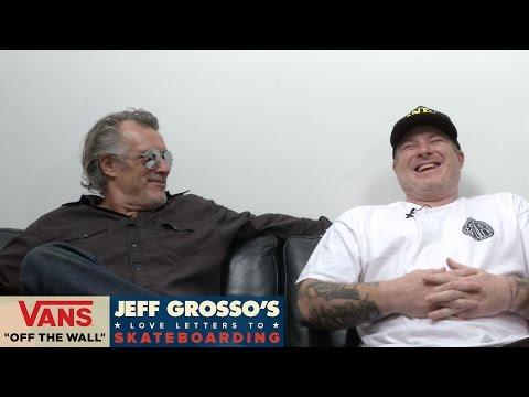 Love Notes: Ep 3 Trucks w/ Olson, Losi & Hewitt | Jeff Grosso's Loveletters to Skateboarding | VANS