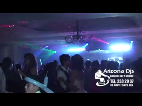 Sonido Arizona - Arizona Djs - Cd. Mante - XV Valeria 2 Abril 2011.mpg