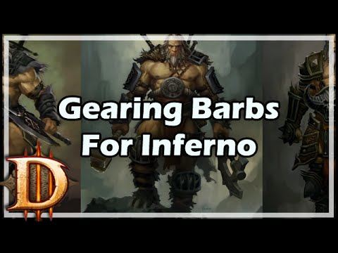 Gearing Barbs For Inferno
