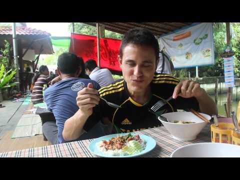 Floating Market Bangkok – Bang Nam Pheung (ตลาดน้ำบางน้ำผึ้ง)