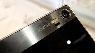 Lenovo Vibe Shot: предварительный обзор 16-Мп камерафона с тройной вспышкой (preview)