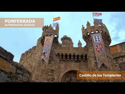 Ponferrada es Turismo.  Fitur 2019