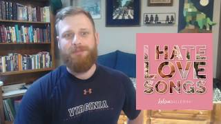 Download Lagu Kelsea Ballerini - I Hate Love Songs | Reaction Gratis STAFABAND