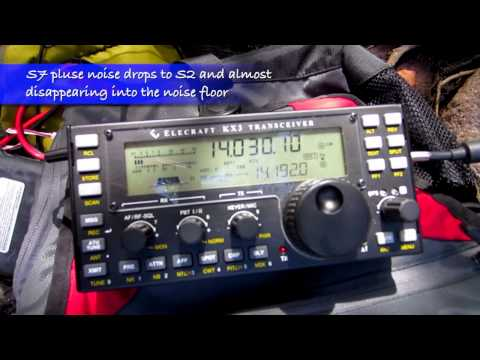KX3 on VP2M-Montserrat Mini-DXpedition with Buddies in the Caribbean - Part II