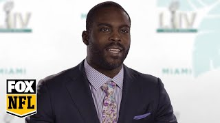 Super Bowl Stories: Road to Miami — Mike Vick's favorite Super Bowl moment | FOX NFL