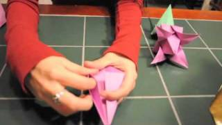 How To: Origami Flower
