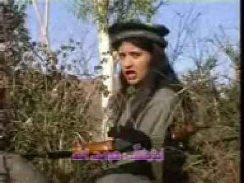 Pakistani Girl With Gun Naziaiqbal Song video