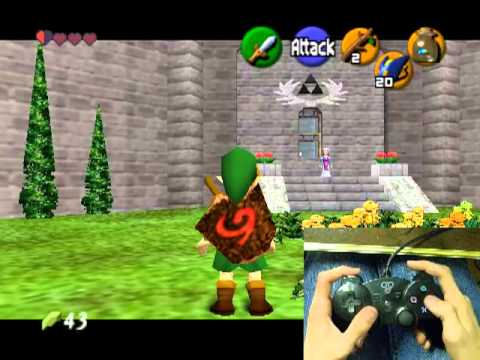 Let's Glitch The Legend of Zelda: Ocarina of Time Part 3 - Growing Up