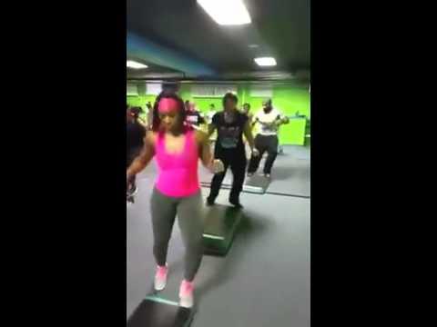 The Stanky Leg Workout video