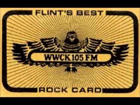 WWCK 105FM format change October 27, 1975, reedited.