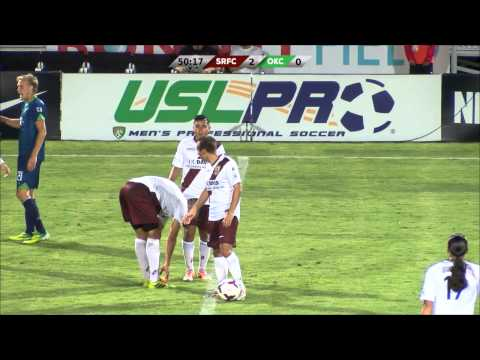 Republic FC vs Energy FC Highlights 8/9/14