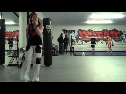 Waka Waka By Zumba With Nichelle (belly Dance).mp4 video