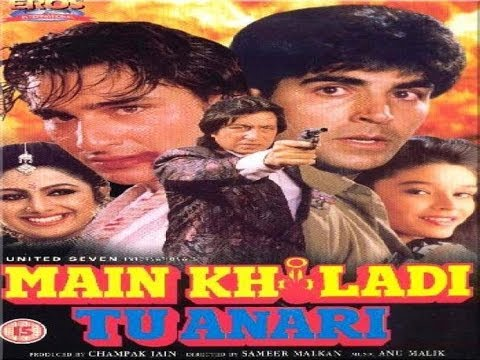 Main Khiladi Tu Anari Full Movie 1994 video
