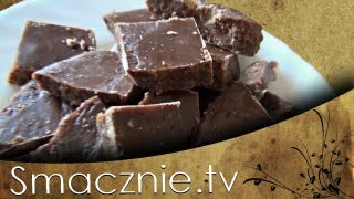 Kruche Cukierki Czekoladowe - Smacznie.TV