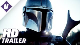 Star Wars: The Mandalorian - Official Trailer | Werner Herzog, Carl Weathers, Giancarlo Esposito