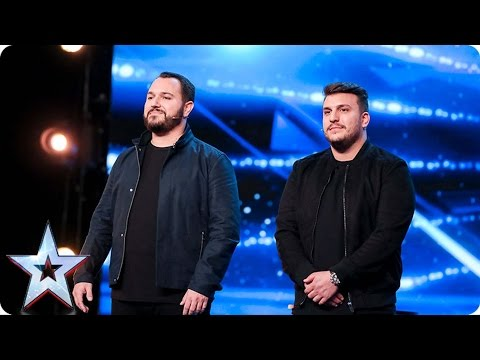 DNA leave the audience and Judges totally spooked | Auditions Week 1 | Britain's Got Talent 2017