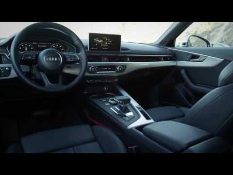 2017 Audi A4 Interior Design | AutoMotoTV