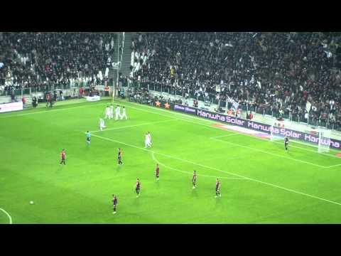 JUVENTUS Vs Genoa Goal MATRI 2-0