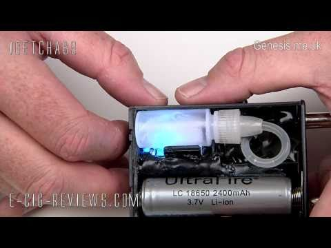 REVIEW OF THE INTEGRITY ELECTRONIC CIGARETTE BOX MOD