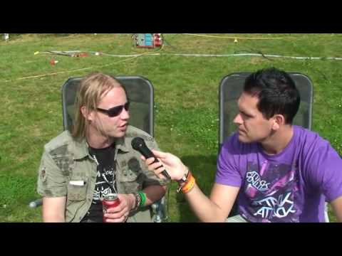 Ensiferum Interview With Peter Lindroos @ Ankkarock 2009