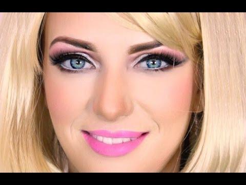 Barbie Doll Makeup