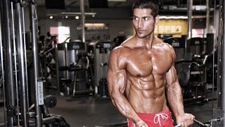 Fitness motivation - Aesthetic and Athletic superathlete