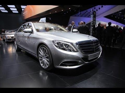 Новый Mercedes-Benz S600 (W222) получил 6,0-литровый V12