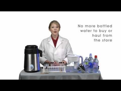 Distilled Water vs. Filtered Water - H2oLabs Water Distillers