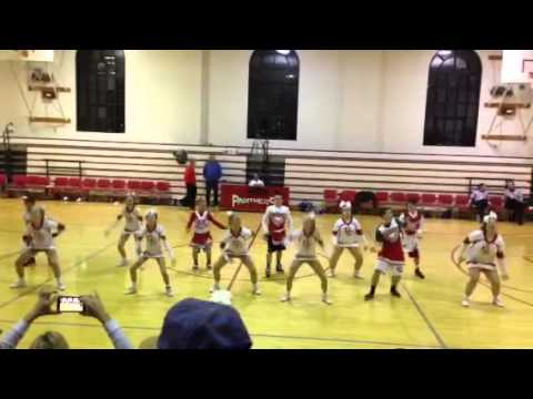Daviess County Middle School Cheerleaders