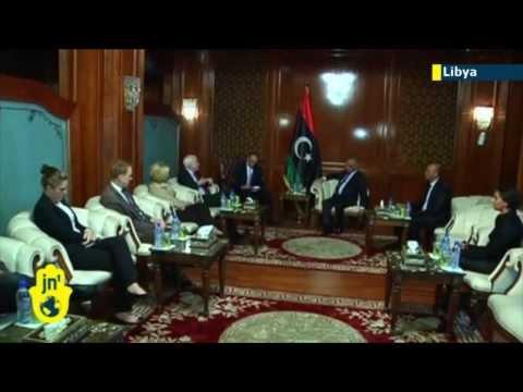 Benghazi 9/11 Attack: John McCain in Libya seeking Tripoli support for ambassador death probe