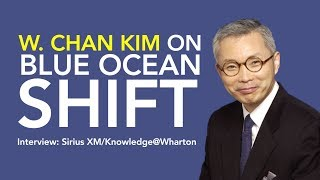 W. Chan Kim on BLUE OCEAN SHIFT
